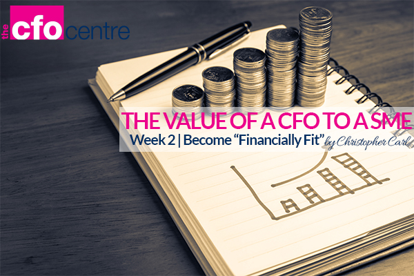 The value of a CFO to a SME