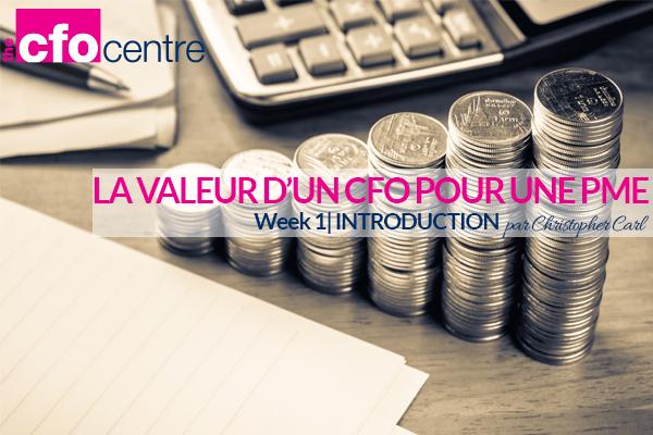 La valeur d'un CFo pour la PME