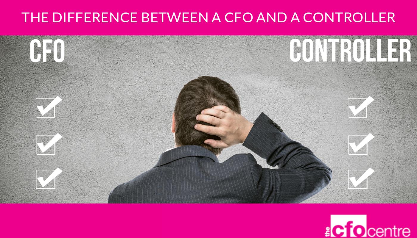 CFO vs Controller