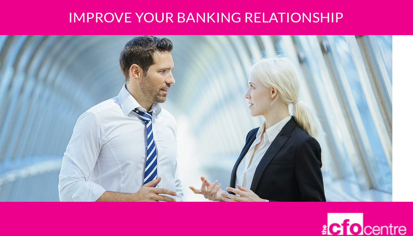 Banking relationship | The CFO Centre