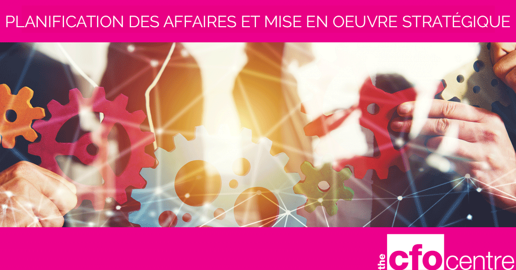 Business Plan - Plan d'affaires