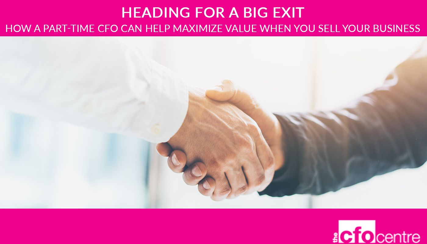 The CFO Centre - Exit Planning