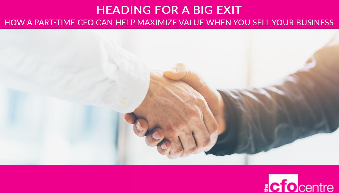 The CFO Centre - Exit Planning