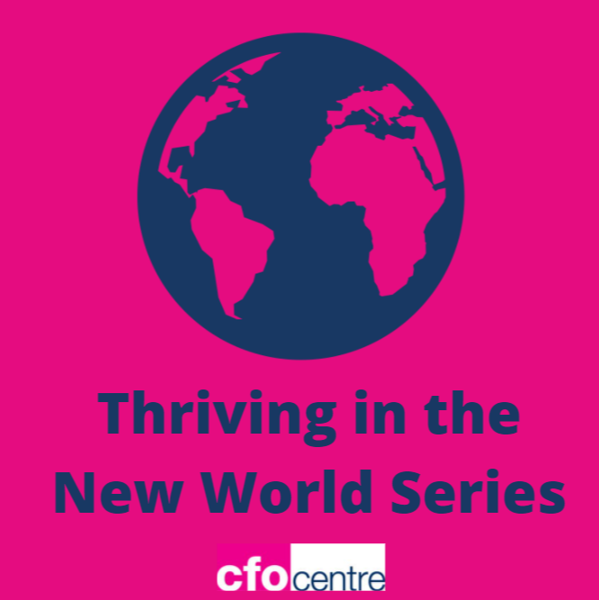 Thriving in the New World Leadership Series
